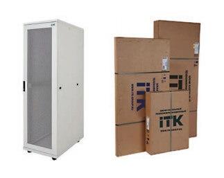 Шкафы сетевые напольные